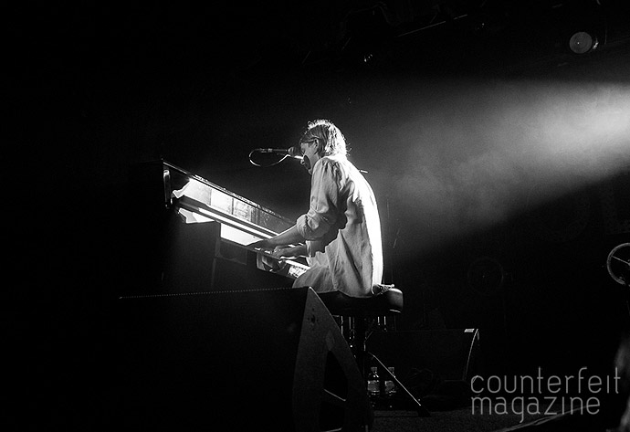 Tom Odell 2 | Tom Odell, Fryars and Wildflowers: O2 Academy, Sheffield