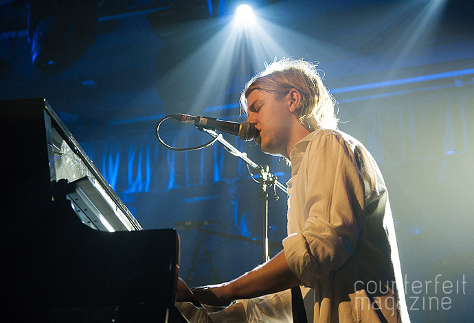 Tom Odell 4 | Tom Odell, Fryars and Wildflowers: O2 Academy, Sheffield