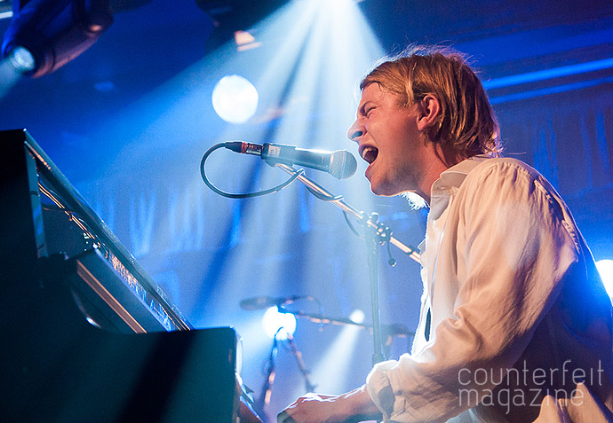 Tom Odell 5 | Tom Odell, Fryars and Wildflowers: O2 Academy, Sheffield