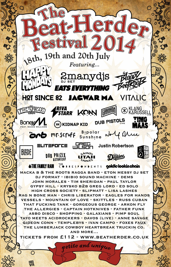 BH   Beatherder Festival Preview
