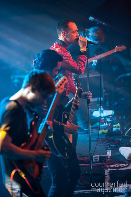 Various LATL2014 Albert Hammond JR 18 | Live At Leeds 2014: Various venues, Leeds
