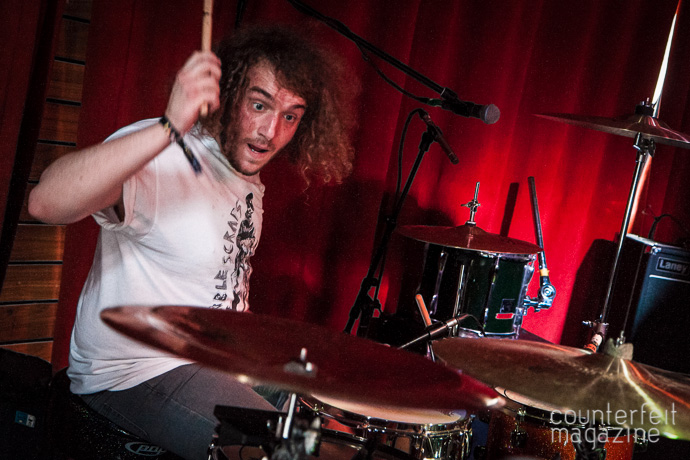 Various LATL2014 God Damn 7 | Live At Leeds 2014: Various venues, Leeds