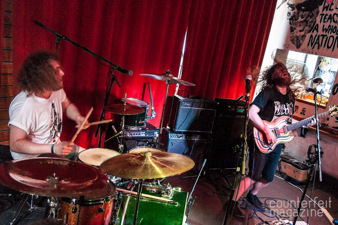 Various LATL2014 God Damn 8 | Live At Leeds 2014: Various venues, Leeds