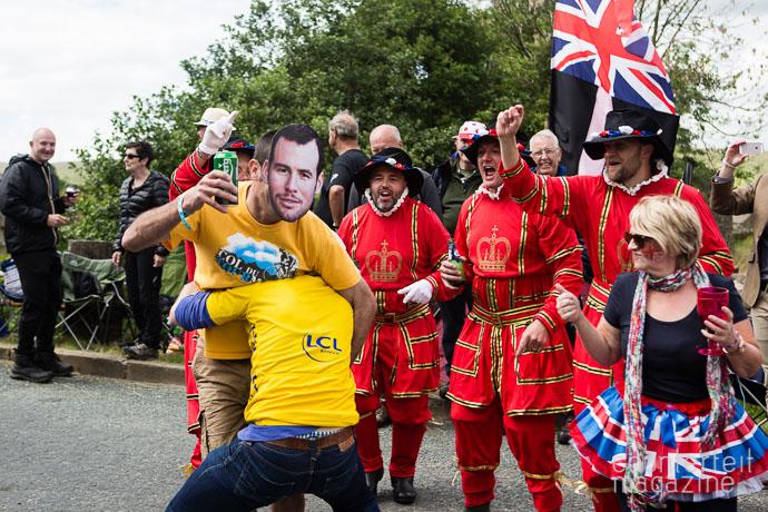 King Of The Mountain Festival Tour De France 13 | King Of The Mountains Festival: Muker, Swaledale