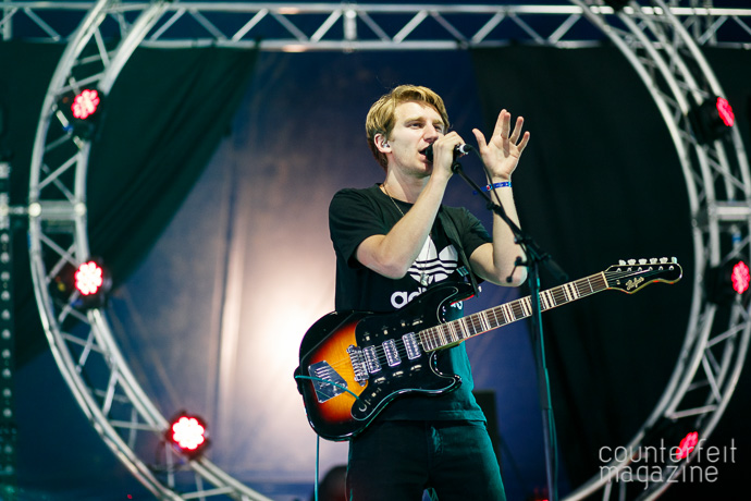 19 140809 Beacons Festival Glass Animals | Beacons Festival: Heslaker Farm, Skipton