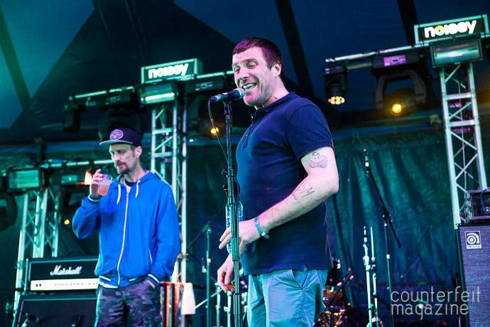 37 140810 Beacons Festival Sleaford Mods | Beacons Festival: Heslaker Farm, Skipton