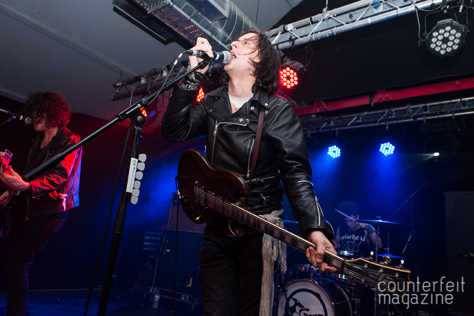 04 141119 Sound Control Carl Barat The Jackals | Carl Barat & The Jackals: Sound Control, Manchester
