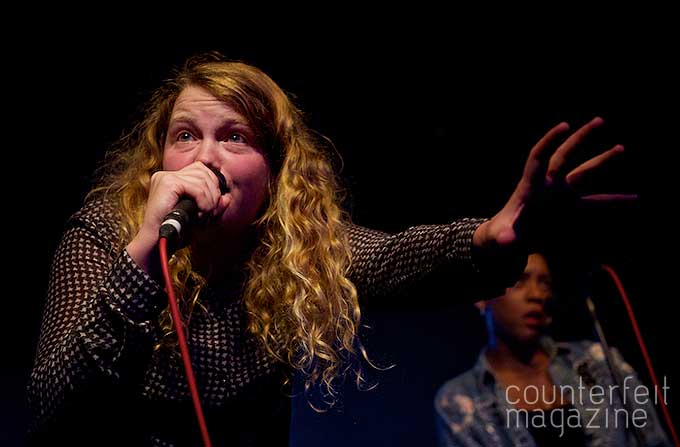 Kate Tempest0087 | Kate Tempest, Clubs & Spades and Normanton Street: Plug, Sheffield