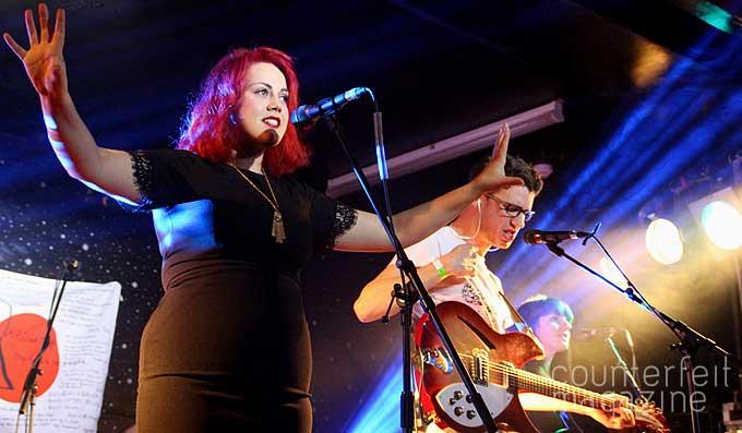 Screaming Maldini QueensSocialClub0223 | Screaming Maldini, Laurel Canyons and Bang Bang Romeo: Queens Social Club, Sheffield