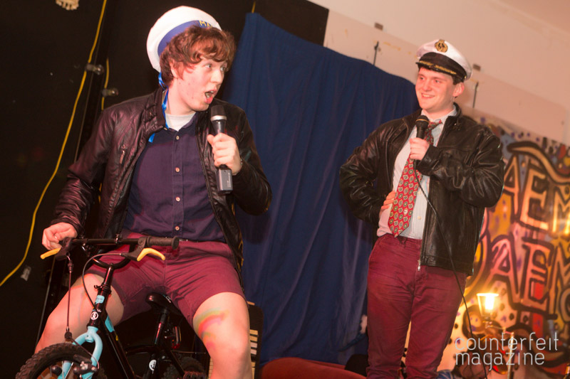 Comedy duo Sam Nicoresti and Tom Burgess Happy January 14 | Black Box Productions Present Happy January: The Moor Theatre Delicatessen, Sheffield