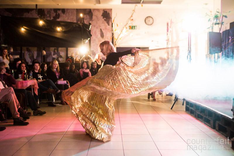 Eve Armitage Happy January 25 | Black Box Productions Present Happy January: The Moor Theatre Delicatessen, Sheffield
