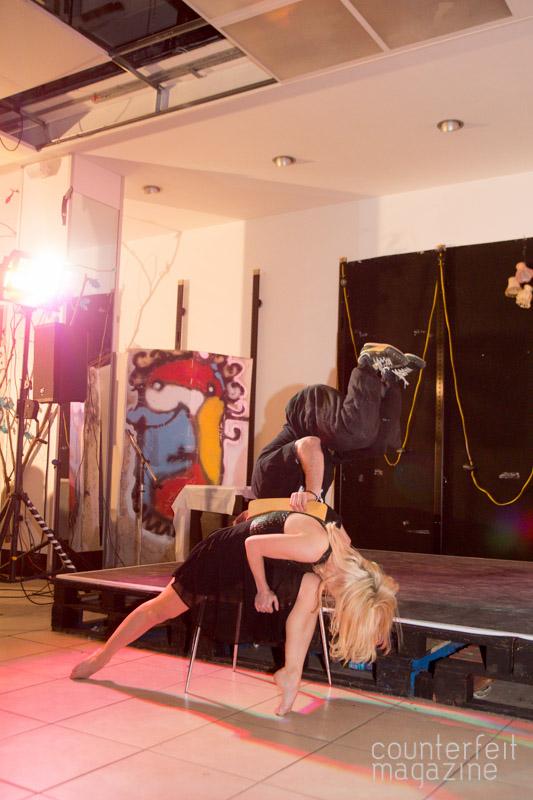 Jennie Swift and Lorian Biet Happy January 19 | Black Box Productions Present Happy January: The Moor Theatre Delicatessen, Sheffield