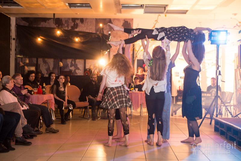 Jets Dance Centre Happy January 11 | Black Box Productions Present Happy January: The Moor Theatre Delicatessen, Sheffield