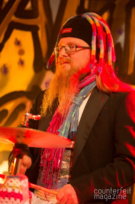 Saemon Daemon Happy January 41 | Black Box Productions Present Happy January: The Moor Theatre Delicatessen, Sheffield