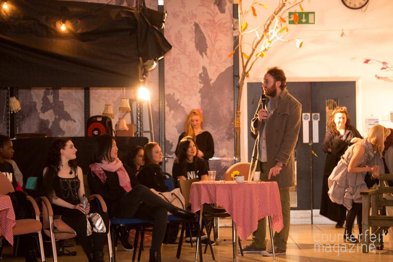 Sean Morley Happy January 41 | Black Box Productions Present Happy January: The Moor Theatre Delicatessen, Sheffield