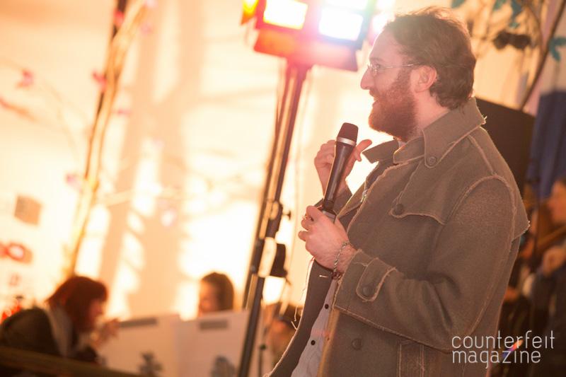 Sean Morley Happy January 42 | Black Box Productions Present Happy January: The Moor Theatre Delicatessen, Sheffield
