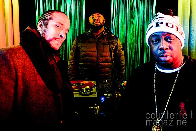 IMG 5338 | Blackalicious, Clubs and Spades & Support: Queens Road Social Club, Sheffield
