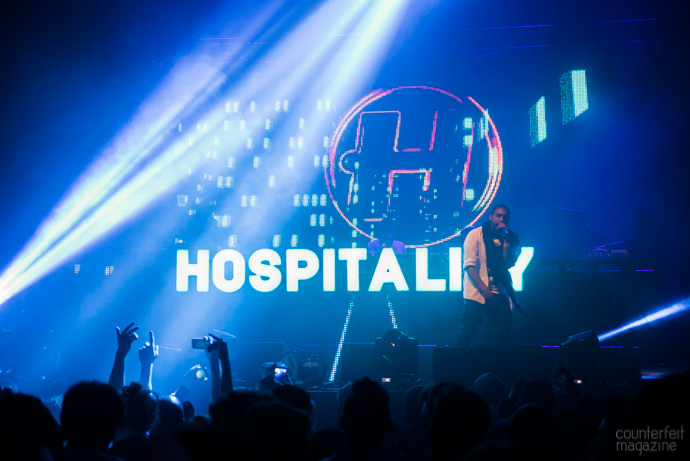 LI1 8412 | Transmission, Hospitality Records: Albert Hall, Manchester
