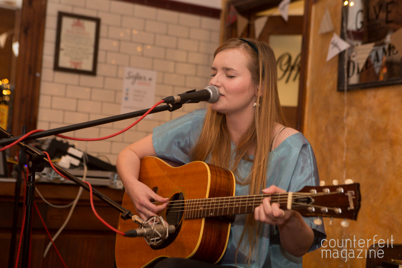 Laura James and the Lyers Sofar Sounds Sheffield | The Half Earth + Support: Savills Barbers, Sheffield