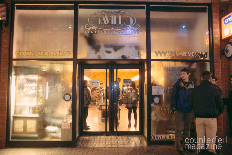 Sofar Sounds Sheffield | The Half Earth + Support: Savills Barbers, Sheffield