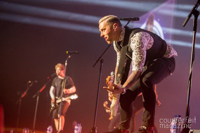McBusted Sheffield Arena 5 | McBUSTED: Motorpoint Arena, Sheffield