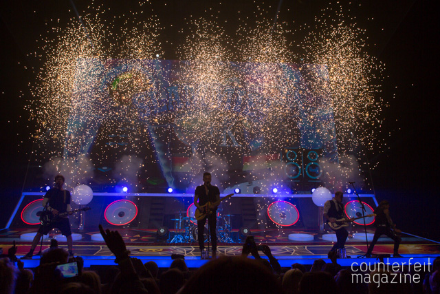 McBusted Sheffield Arena 7 | McBUSTED: Motorpoint Arena, Sheffield