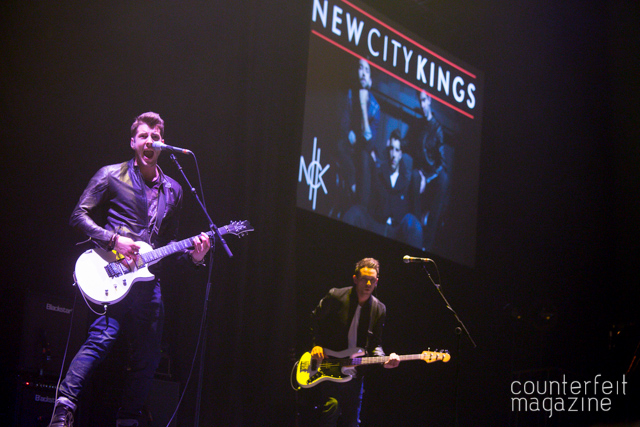 New City Kings Sheffield Arena 2 | McBUSTED: Motorpoint Arena, Sheffield
