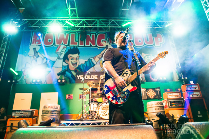 15 160203 O2 Academy Bowling For Soup | Bowling For Soup: O2 Academy, Leeds