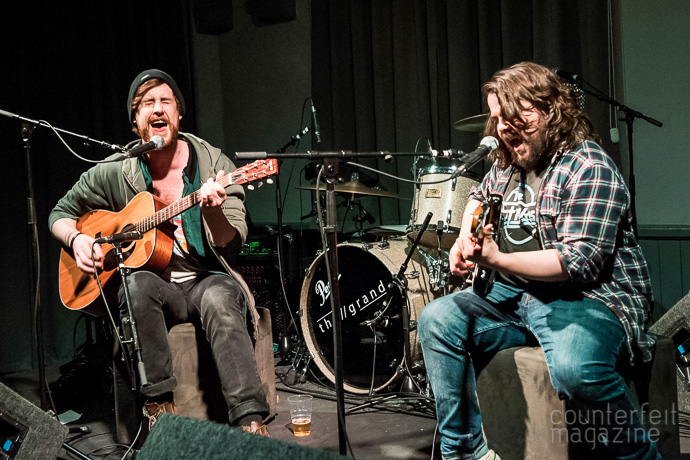 03 160319 Ainsley Band  | The Grand: Unity Works, Wakefield