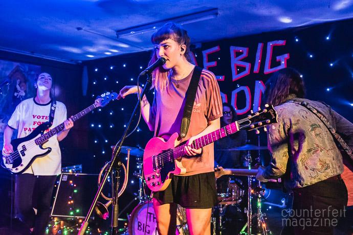 14 160407 The Big Moon  | The Big Moon: Brudenell Social Club, Leeds