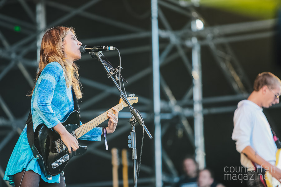14 Wolf Alice Andy Sainter | OnRoundhay Festival: Roundhay Park, Leeds