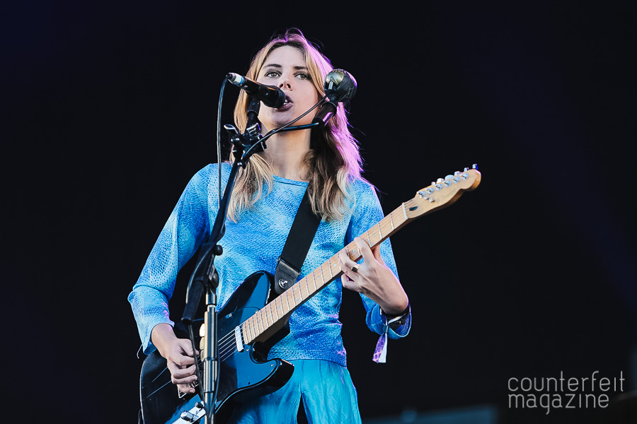 16 Wolf Alice Andy Sainter | OnRoundhay Festival: Roundhay Park, Leeds