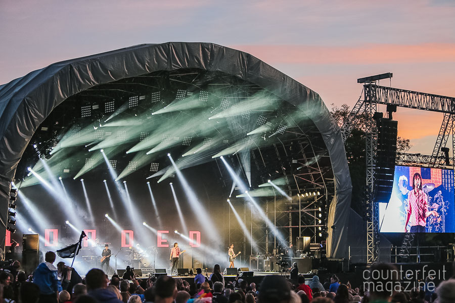 30 Primal Scream Andy Sainter   OnRoundhay Festival: Roundhay Park, Leeds