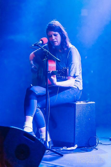 04 20160928 Cassie Ramone Richard Nicholson | Colleen Green: Brudenell Social Club, Leeds