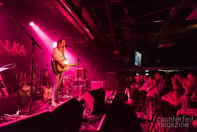 05 20161010 Isaac Gracie Tarquin Clark | Michael Kiwanuka: The Leadmill, Sheffield
