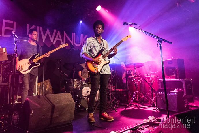 08 20161010 Michael Kiwanuka Tarquin Clark | Michael Kiwanuka: The Leadmill, Sheffield