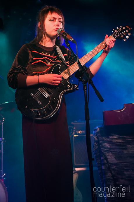 09 20161014 Angel Olson MELANIE SMITH | Angel Olsen: Academy, Manchester