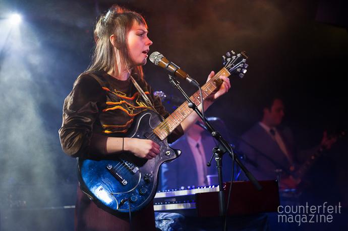 10 20161014 Angel Olson MELANIE SMITH | Angel Olsen: Academy, Manchester