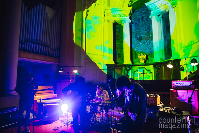 02 20161028 Great Ytene Andrew Benge | Hookworms: Holy Trinity Church, Leeds