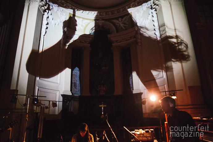20 20161028 Kogumaza Andrew Benge | Hookworms: Holy Trinity Church, Leeds