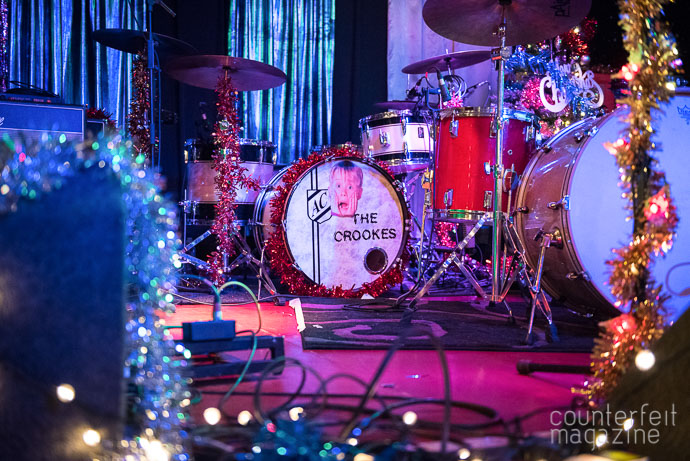01 20161217 The Crookes Tarquin Clark   The Crookes: Queens Social Club, Sheffield