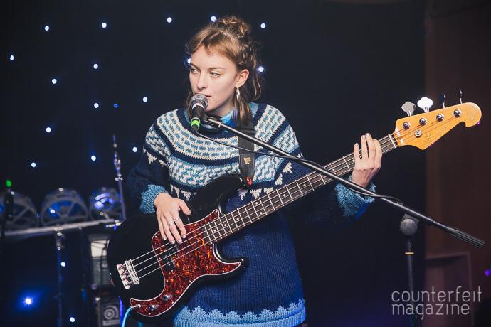 02 20161201 Goat Girl Goat Girl Andrew Benge | The Lemon Twigs: Brudenell Social Club, Leeds