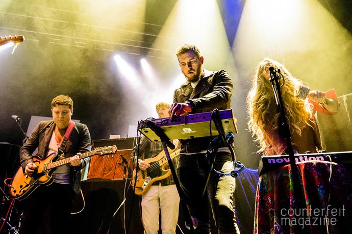 02 20161215 Hippies Vs Ghosts John Jowett | Super Furry Animals: O2 Academy, Leeds