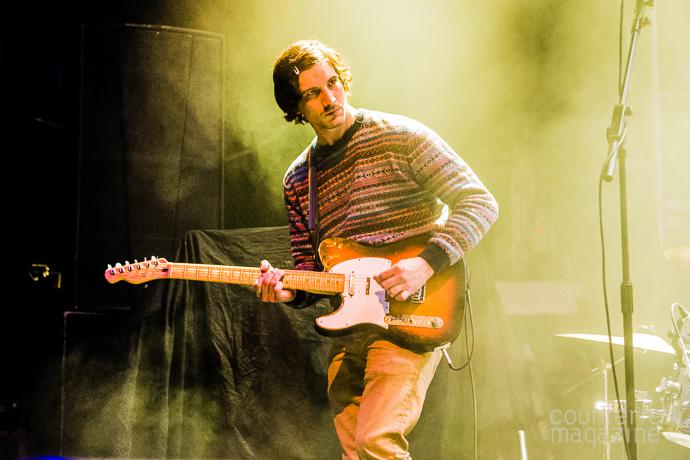 03 20161215 Hippies Vs Ghosts John Jowett | Super Furry Animals: O2 Academy, Leeds