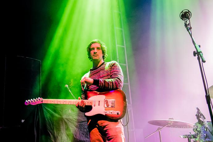 05 20161215 Hippies Vs Ghosts John Jowett | Super Furry Animals: O2 Academy, Leeds