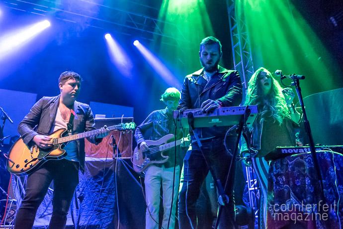06 20161215 Hippies Vs Ghosts John Jowett | Super Furry Animals: O2 Academy, Leeds