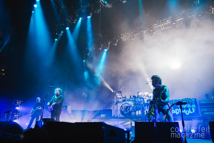 12 20161129 The Cure Andrew Benge | The Cure: Manchester Arena, Manchester