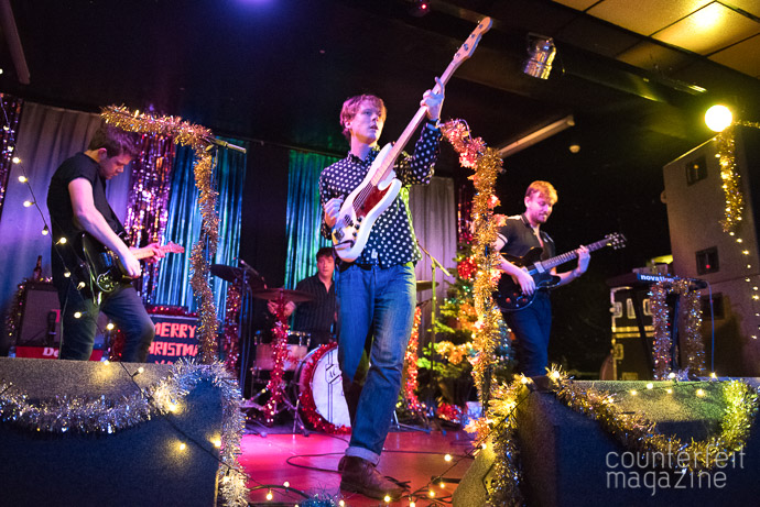 13 20161217 The Crookes Tarquin Clark   The Crookes: Queens Social Club, Sheffield