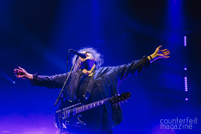 14 20161129 The Cure Andrew Benge | The Cure: Manchester Arena, Manchester