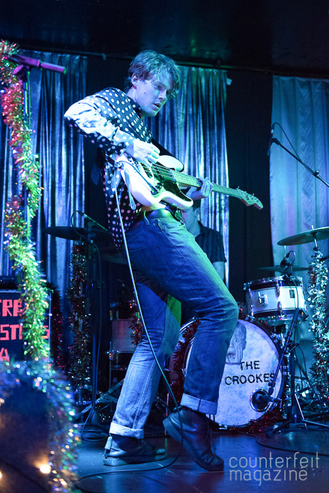 16 20161217 The Crookes Tarquin Clark   The Crookes: Queens Social Club, Sheffield